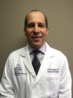 David M. Siegel D.O., F.A.C.O.S - General Surgeons - Oakland Macomb Surgical Group - Madison Heights